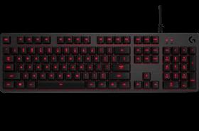 Imagen de Teclado Logitech G413 Mecanico Gaming en Ingles