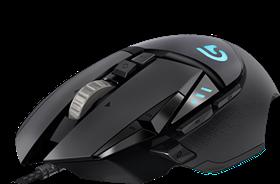 Imagen de Mouse Logitech G502 Proteus Spectrum RGB Gaming