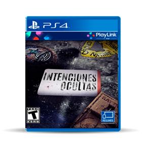 Imagen de Intenciones Ocultas (Usado) PS4