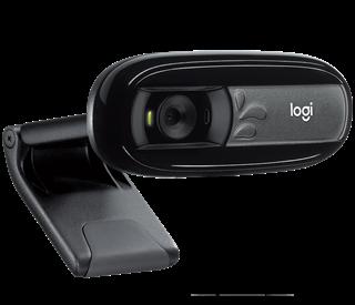 Imagen de Cámara Web Logitech C170 USB