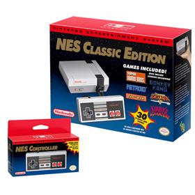 Imagen de Nintendo NES Mini (NES Classic) + Joystick original Nintendo