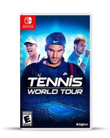 Imagen de Tennis World Tour (Nuevo) Switch