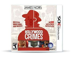 Imagen de James Noir's Hollywood Crimes (Usado) 3ds