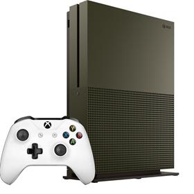 Imagen de Xbox One S 1TB Refurbished Sin Juego Army Green