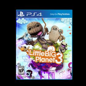 Imagen de Little Big Planet 3 (Usado) PS4