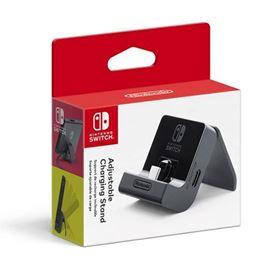 Imagen de Cargador Dock vertical Ajustable Nintendo Switch Original