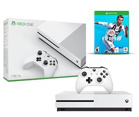 Imagen de Xbox One S 1TB + FIFA 19