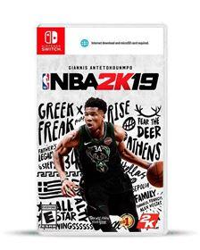 Imagen de NBA 2K19 (Nuevo) Switch