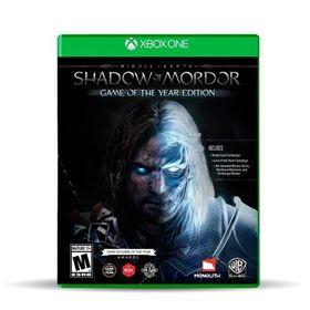 Imagen de Middle Earth: Shadow of Mordor (Usado) Xbox One