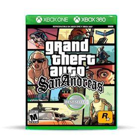 Imagen de Grand Theft Auto San Andreas (Nuevo) XBOX 360