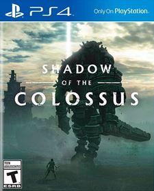 Imagen de Shadow of the Colossus en Sobre (Nuevo) PS4