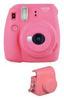 Imagen de Kit cámara instantánea Fuji Instax mini 9