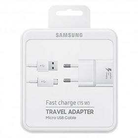 Imagen de Cargador Micro USB Carga Rápida Original Samsung