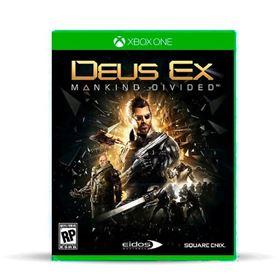 Imagen de Deus Ex: Mankind Divided (Usado) Xbox One