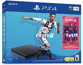 Imagen de PlayStation 4 Slim 1TB + FIFA 19