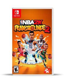 Imagen de NBA 2K Playgrounds 2 (Nuevo) Switch
