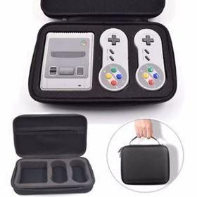 Imagen de Estuche Negro Super Nintendo Classic