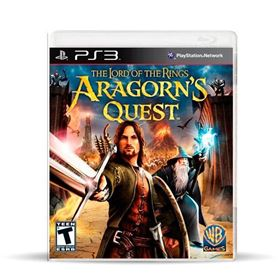 Imagen de The Lord of the Rings Aragons Quest (Usdado) PS3