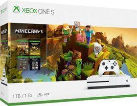 Imagen de Xbox One S 1TB Minecraft Bundle Pack