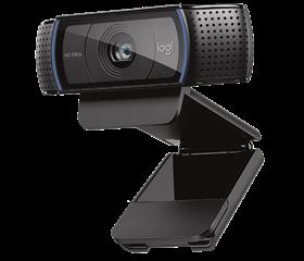 Imagen de Cámara Web Logitech HD Pro C920