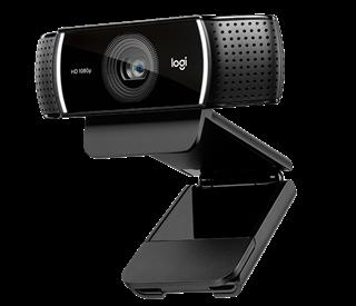 Imagen de Cámara Web Logitech HD Pro C922