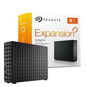 Imagen de Disco Duro Externo Seagate Expansion 8TB