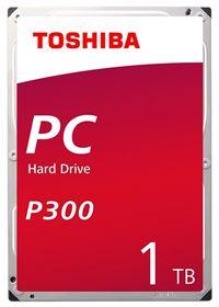 Imagen de Disco Duro Interno Toshiba P300 1TB 7200 SATA 64MB 3.5''