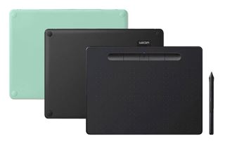 Imagen de Tableta Digitalizadora Wacom Intuos CTL6100WL Bluetooth