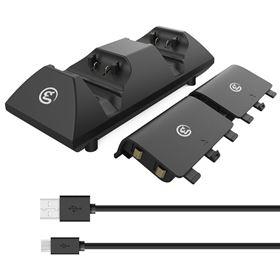 Imagen de Baterías GameSir para Xbox One 2x800 mAh + Cargador
