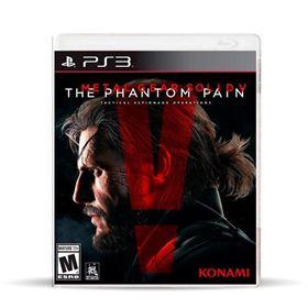 Imagen de Metal Gear Solid V The Phantom Pain (Usado) PS3