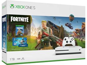 Imagen de Xbox One S 1TB Fortnite Bundle