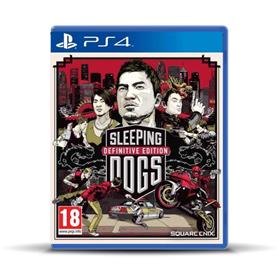 Imagen de Sleeping Dogs Definitive Edition (Usado) PS4