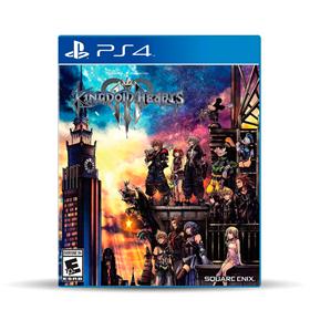 Imagen de Kingdom Hearts 3 (Nuevo) PS4