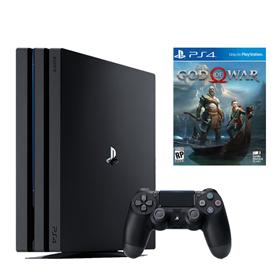Imagen de PlayStation 4 Pro 1TB + God Of War 4
