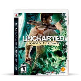 Imagen de Uncharted Drake's Fortune (Usado) PS3