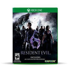 Imagen de Resident Evil 6 (Usado) Xbox One