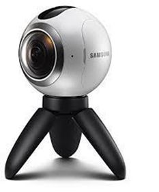 Imagen de Cámara Samsung Gear 360 Blanca