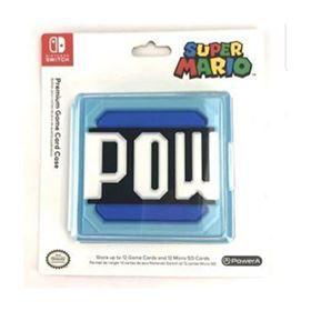Imagen de Estuche Juegos Switch POW