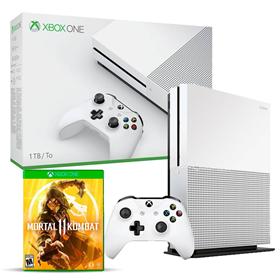 Imagen de Xbox One S 1TB + Mortal Kombat 11 MK11