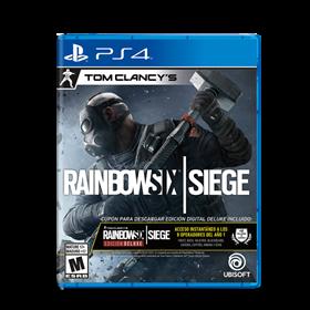 Imagen de Rainbow Six Siege Edición Deluxe (Nuevo Abierto) PS4