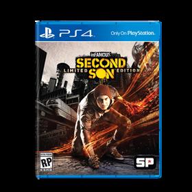 Imagen de inFamous: Second Son (Nuevo) PS4