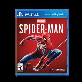 Imagen de Spiderman (Nuevo) PS4
