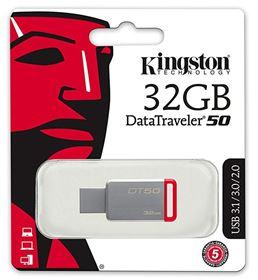 Imagen de Kingston Data Traveler 50 32GB