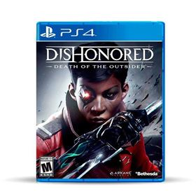 Imagen de Dishonored Death of the Outsider (Nuevo) PS4