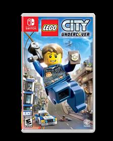 Imagen de LEGO City Undercover (Usado) Switch