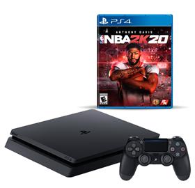 Imagen de PlayStation 4 Slim 1TB + NBA 2K20