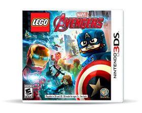 Imagen de LEGO Marvel Avengers (Usado) 3DS