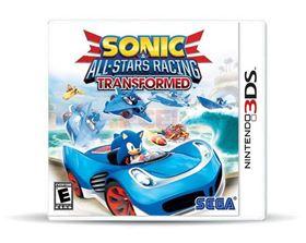 Imagen de Sonic & All-Stars Racing Transformed (Usado) 3DS