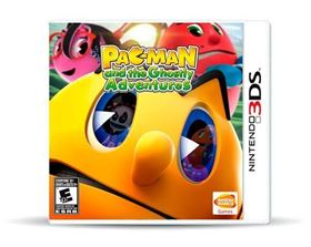 Imagen de Pac-Man and the Ghostly Adventures (Usado) 3DS