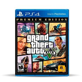 Imagen de Grand Theft Auto V Premium Edition (Nuevo) PS4